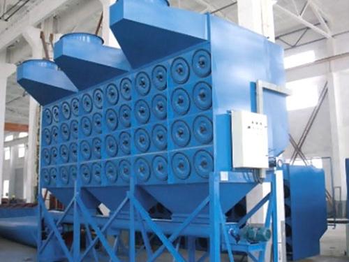 邯郸市粉末回收滤筒除尘器