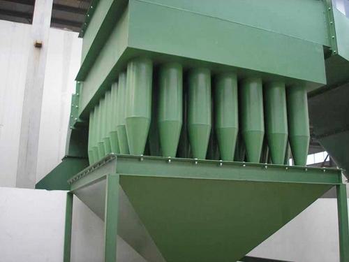 邯郸市XD-II型多管旋风除尘器