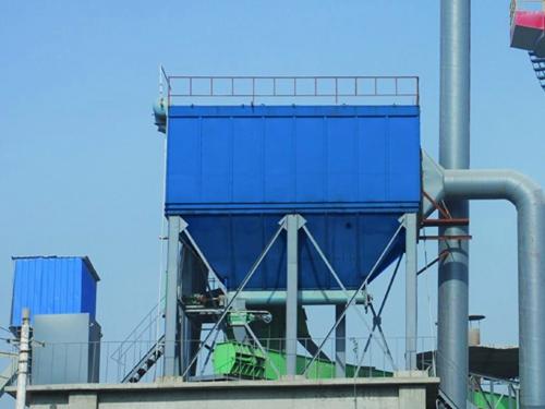 PPC型气箱式脉冲袋式收尘器