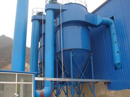 邯郸市ZC型机械回转反吹扁袋除尘器